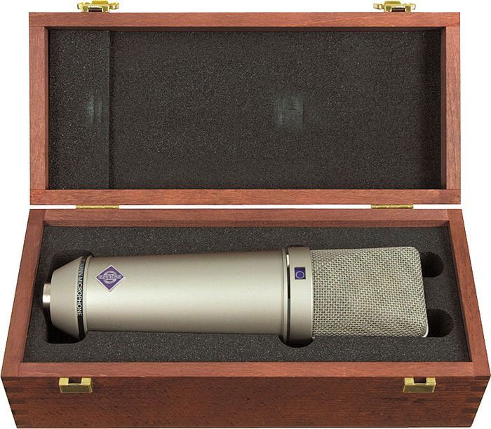 Neumann U87 Ai Set Z In Box