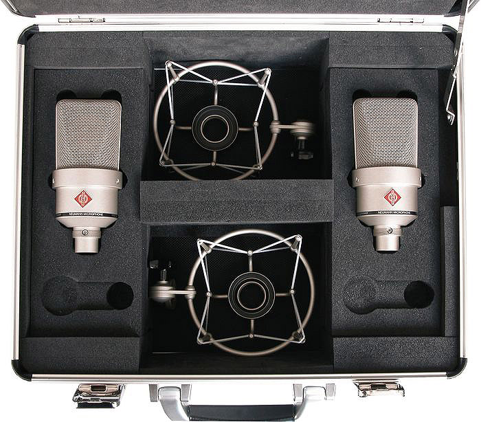 Neumann TLM-103/ZST Case View