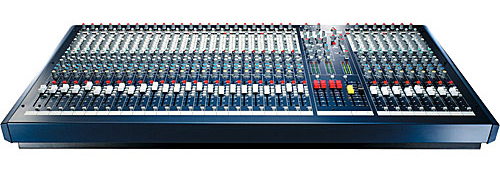 Soundcraft LX7 II 32 Channel View 2