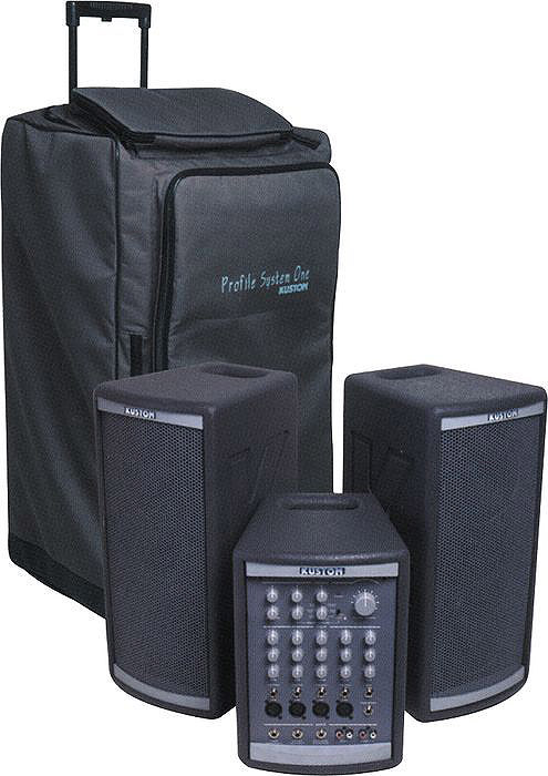 Profile System One Portable PA w/Stands & Bag