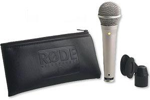 Rode S1 Included Case and Mic Clip