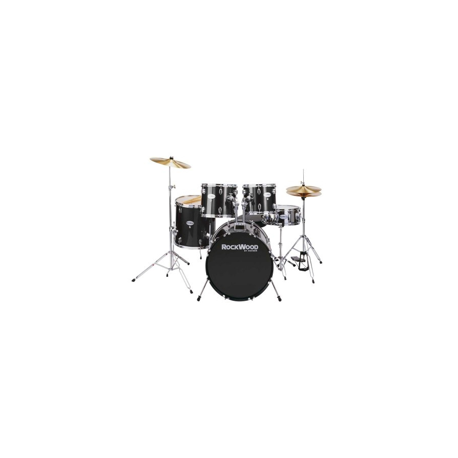 Rockwood Drum Set - Black
