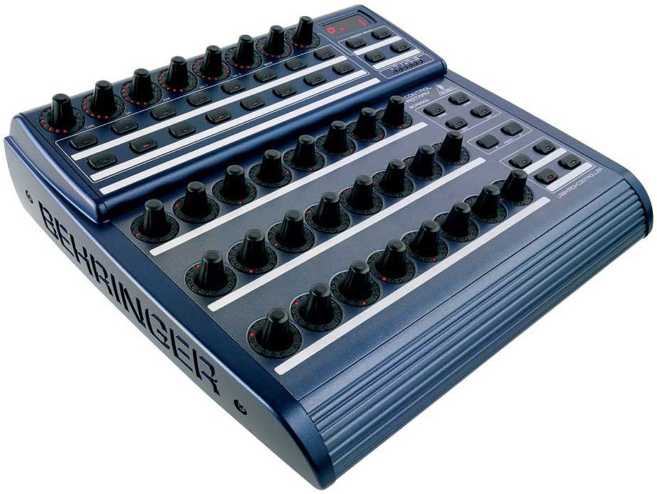 BCR2000