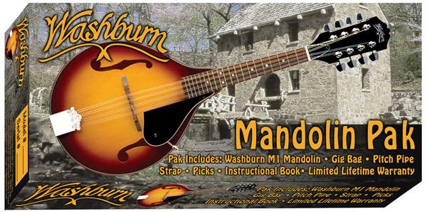 M1K  Mandolin Kit