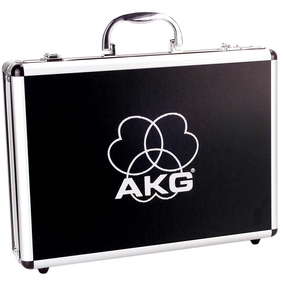 Akg Project Pack C1000 / C3000 Bundle Case