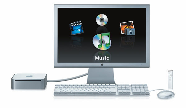 Apple 1.83GHz  Intel Core 2 Duo Mac Mini Specs