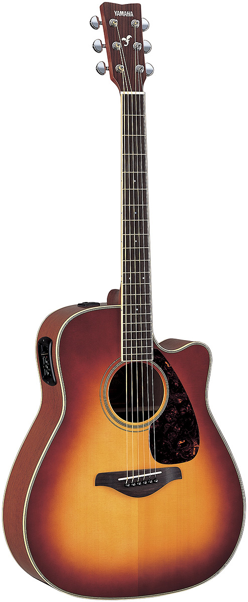 FGX720SCA - Brown Sunburst