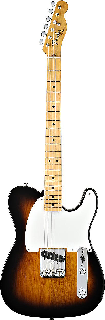 50s Esquire - 2-Color Sunburst