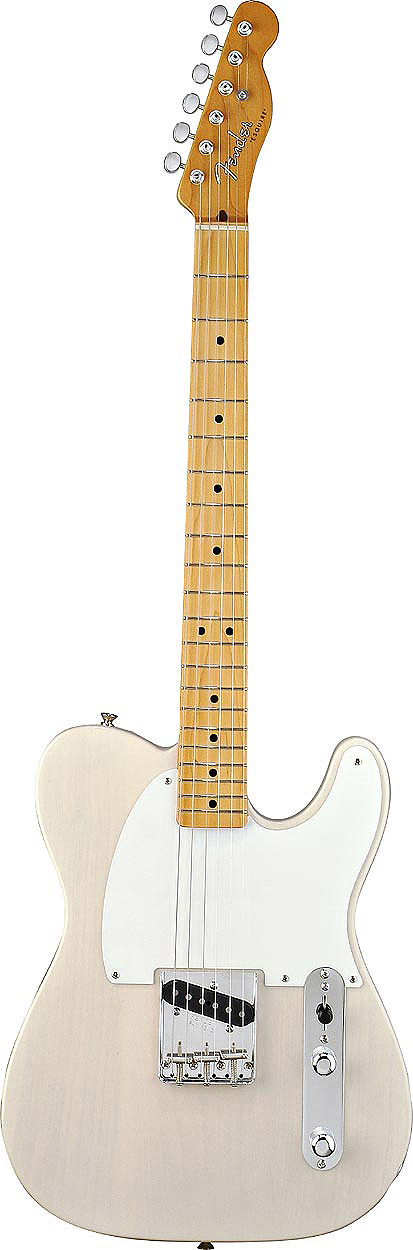 50s Esquire® - White Blonde Finish