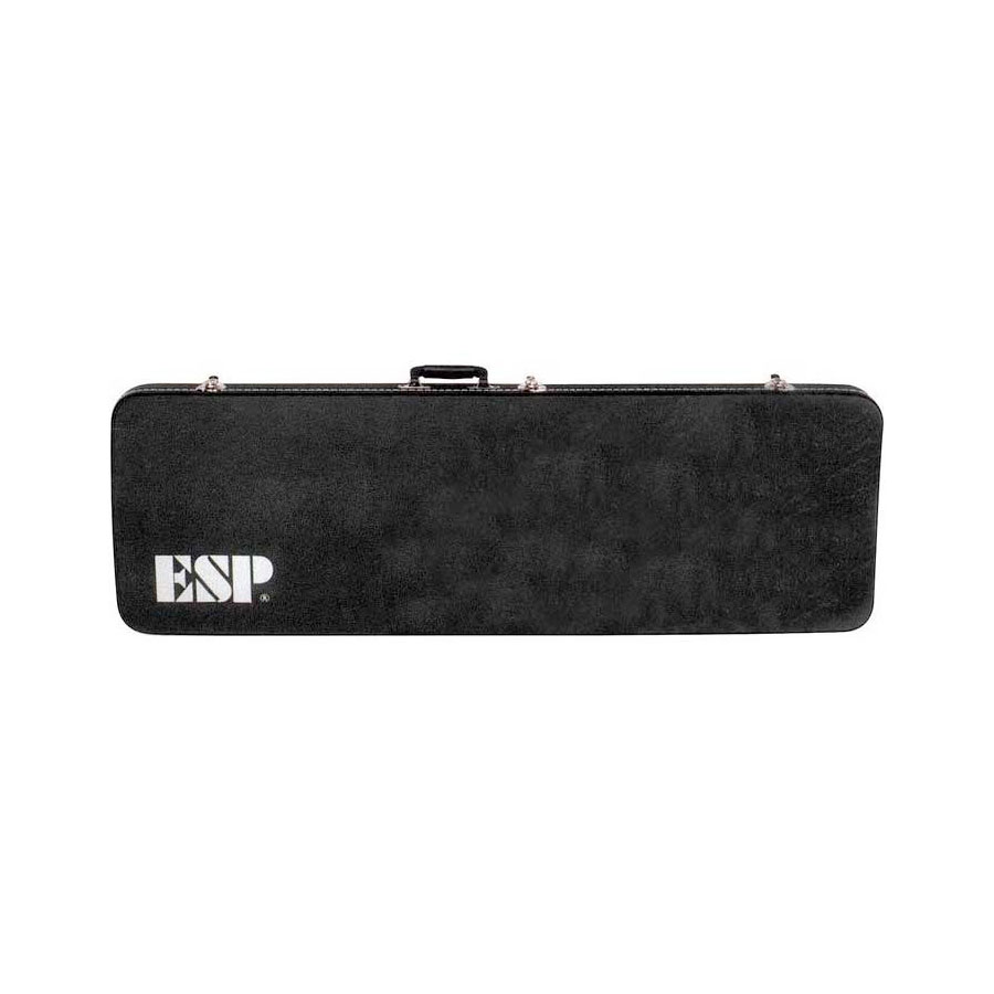 ESP Eclipse-II Vintage Black Case View