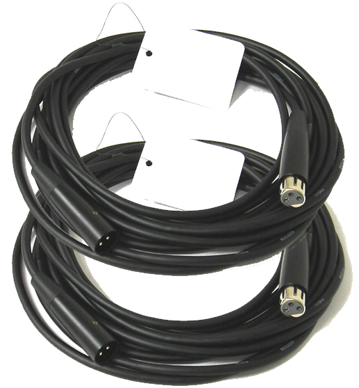 Behringer Behringer Direct Recording Pack  XLR Cables