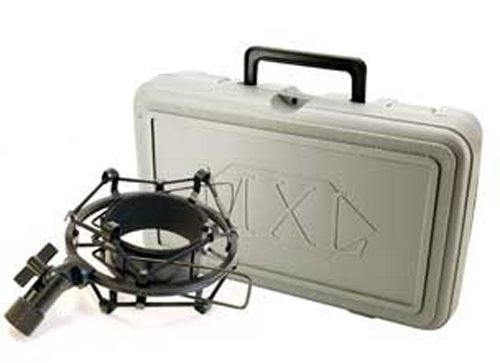MXL MXL770 Recording Package Case and Shockmount