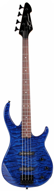 Millennium 4 BXP - Transparent Blue