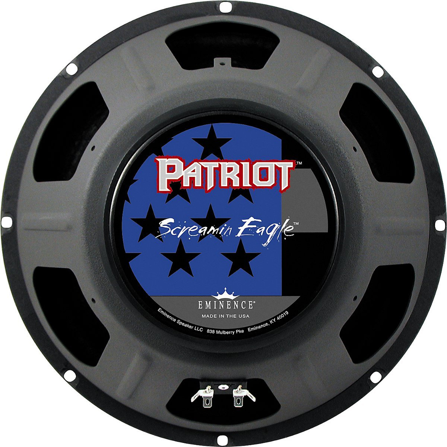 Patriot Series Screamin Eagle-12 Inch 16 Ohms