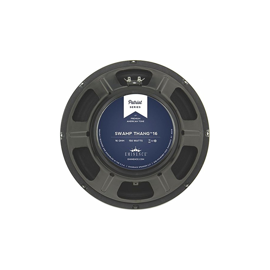 Patriot Series Swamp Thang 12 Inch  8 Ohms