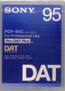 PDP95C Professional DAT 95 min
