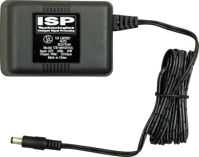 ISP Decimator Pro Rack G Noise Reduction Power Adapter