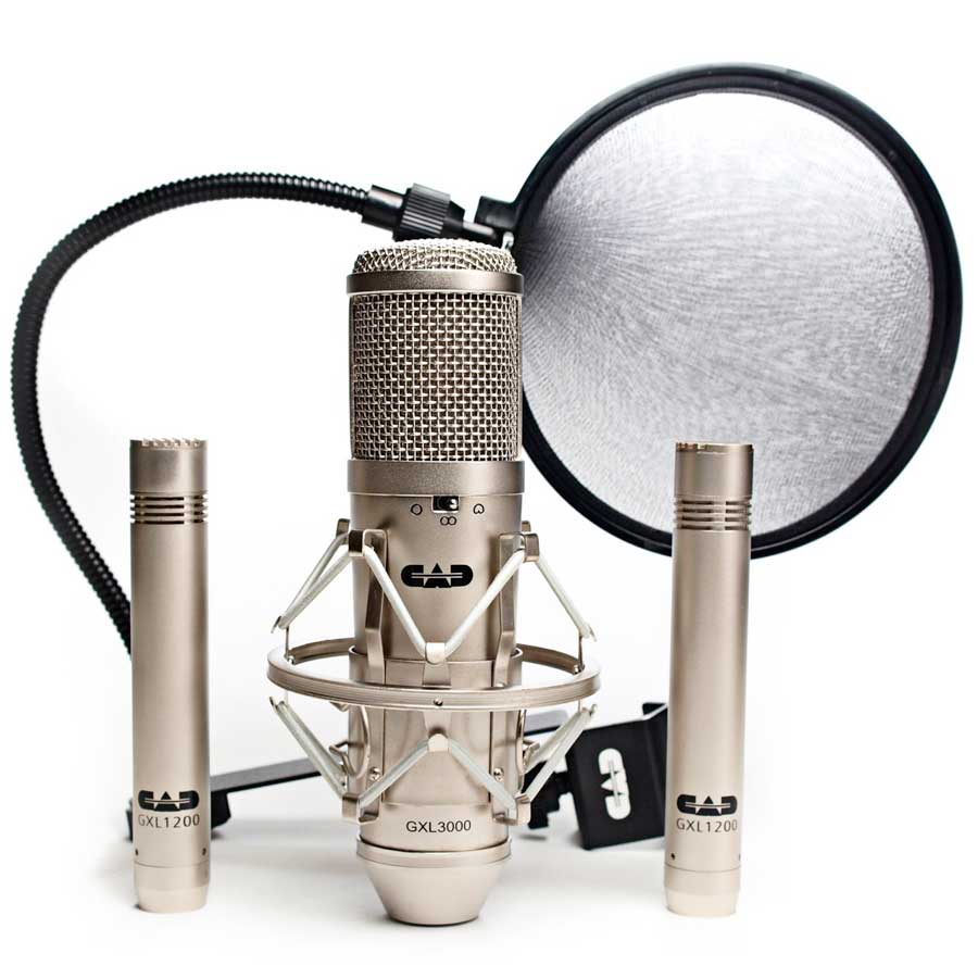 GXL3000 Stereo Studio Pack