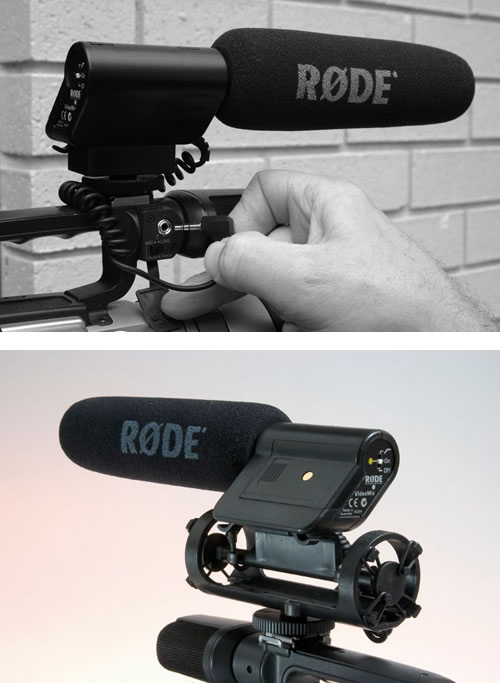 Rode VideoMic View 2