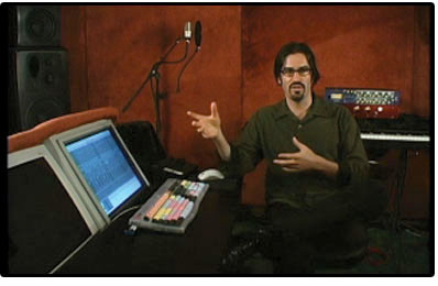 Secrets of the Pros Modern Recording & Mixing DVD Set Screenshot 1