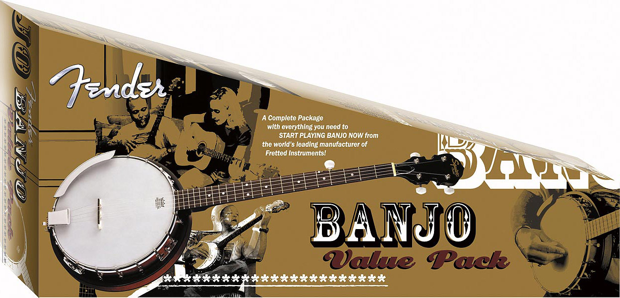 FB 300 Banjo Pack