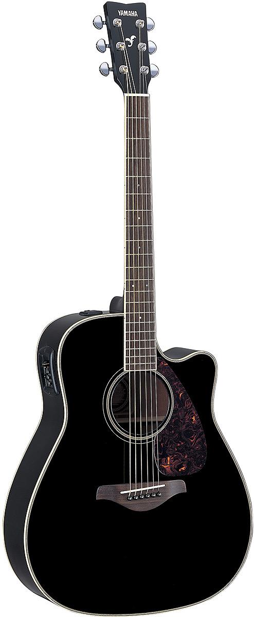 FGX720SCA - Black