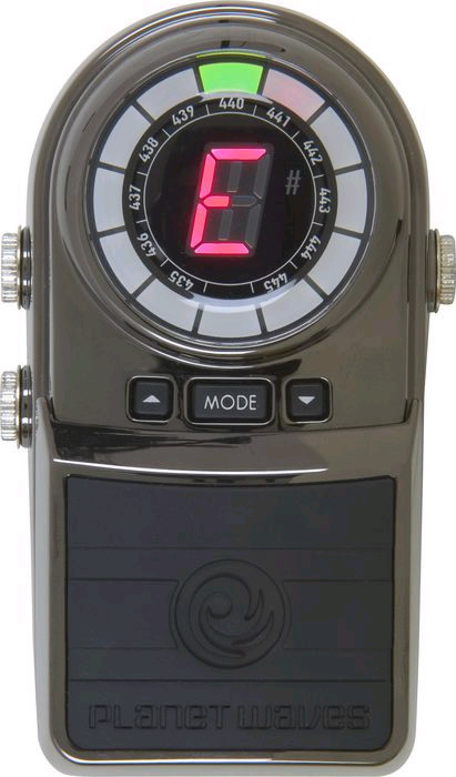 Chromatic Pedal Stage Tuner