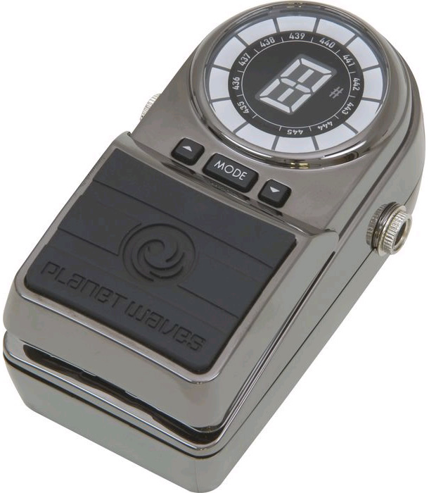 Planet Waves Chromatic Pedal Stage Tuner