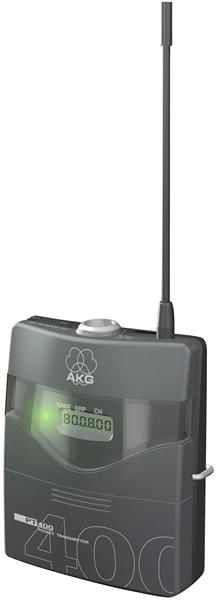 PT 400 Transmitter