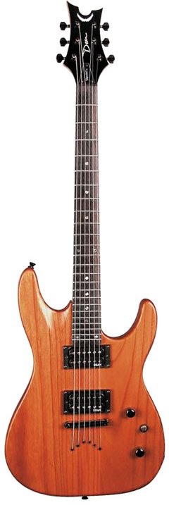 Vendetta XM - Satin Natural Finish