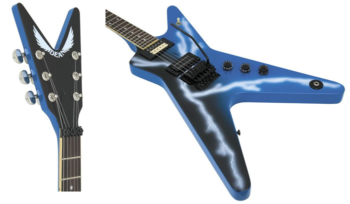 Dean Dime From Hell ML Lefty Alternate Views