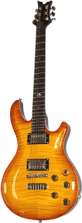 Hardtail Select - Amberburst Finish