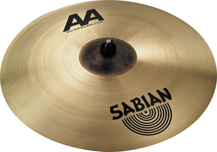 AA Raw Bell Dry Ride Cymbal