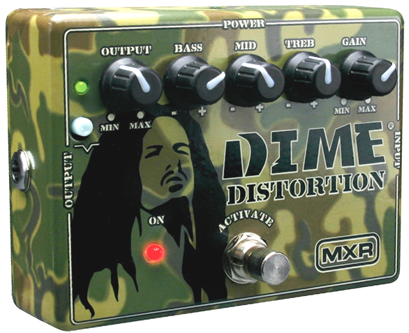Dime Distortion DD11