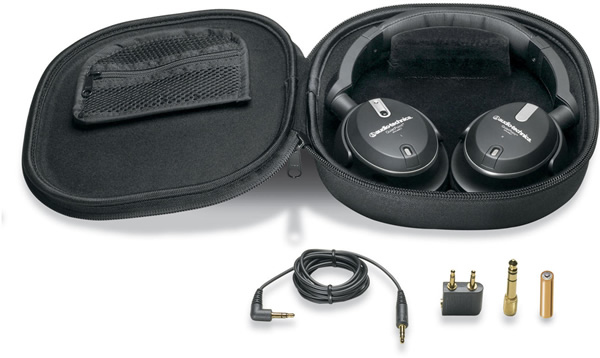 Audio Technica ATH-ANC7 Large View 2