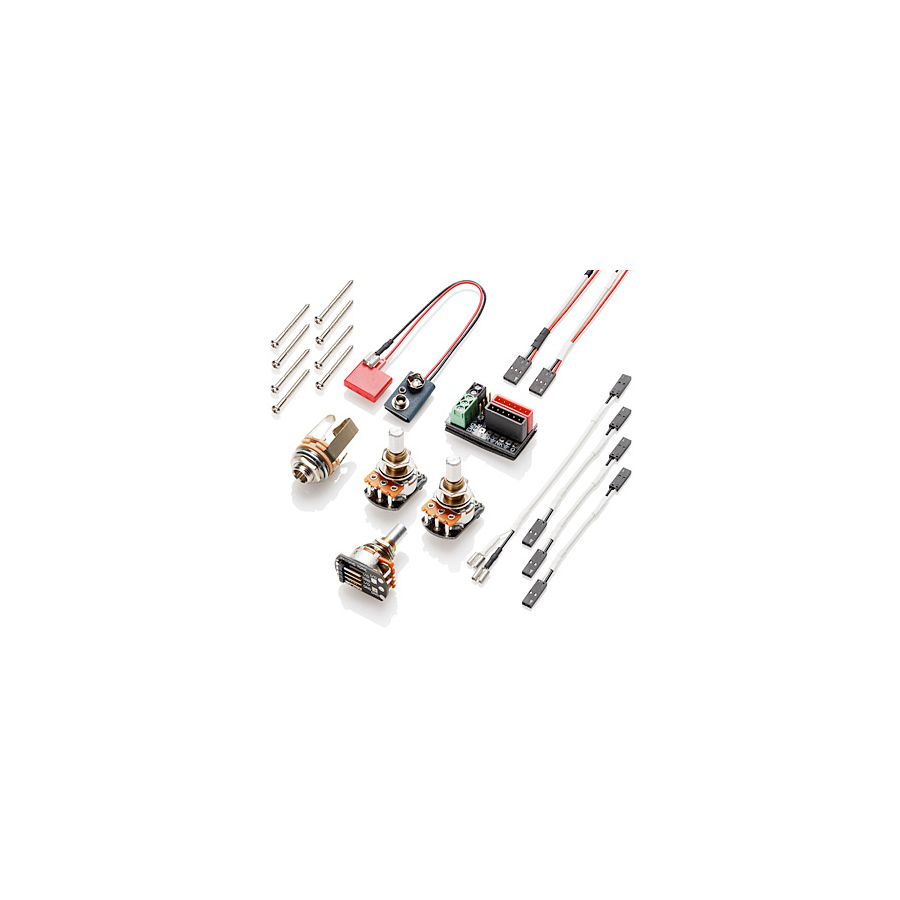 EMG EMG-J Set - White Hardware / Install Kit