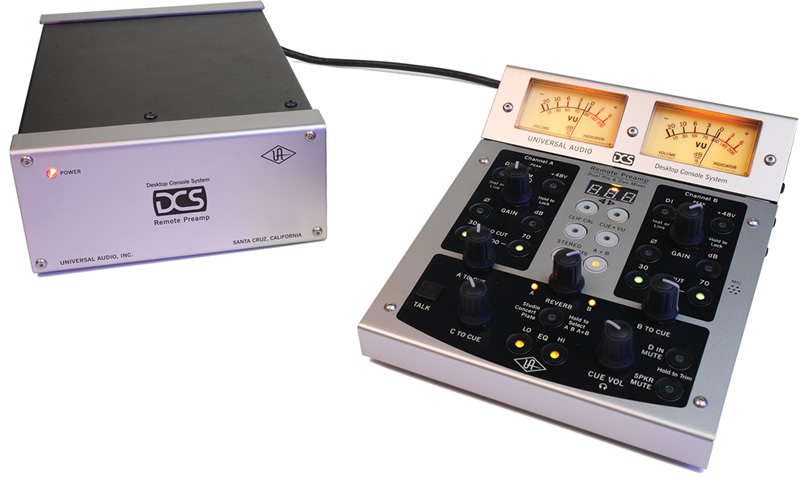 DCS Dual Preamp