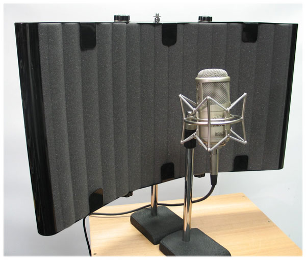 SM Pro Audio Mic Thing w/ Stand View 2