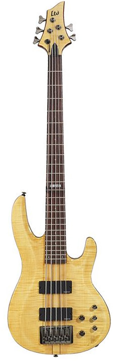 LTD B-255 - Natural Gloss Finish