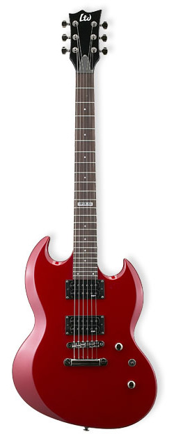 LTD Viper 50 - Black Cherry