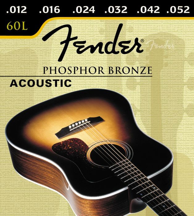 Fender DG-8S Strings
