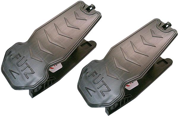 Futz DOUBLE Practice Pedal Kit