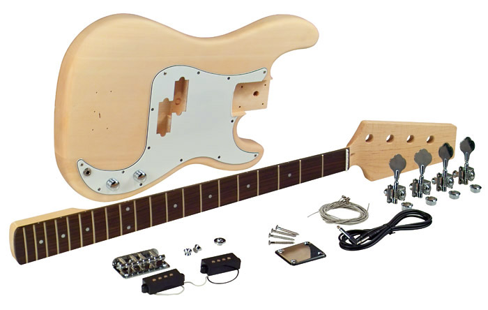 PB-10 Electric Bass Kit
