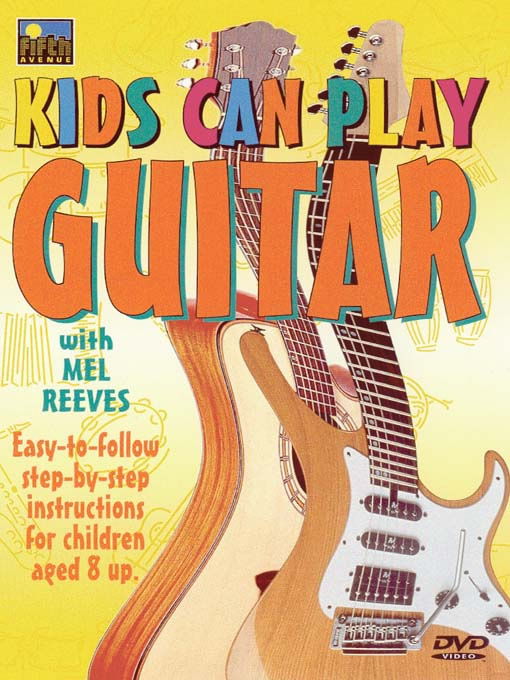Kids Can Play Guitar (DVD)