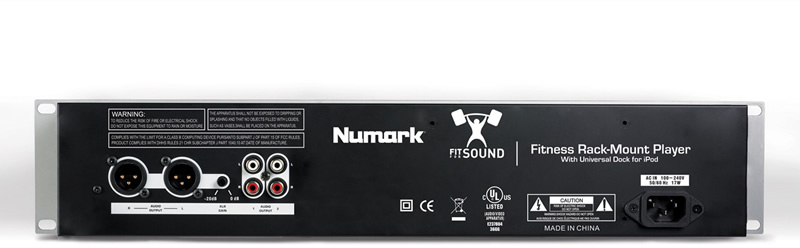 Numark Fit For Sound View 3