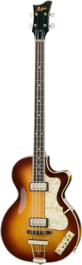 500/2 Club Bass - Sunburst Finish