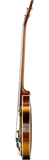 Hofner 500/2 Club Bass - Sunburst Finish View 2