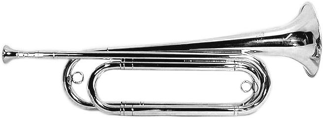 Silver U.S. Regulation Bugle