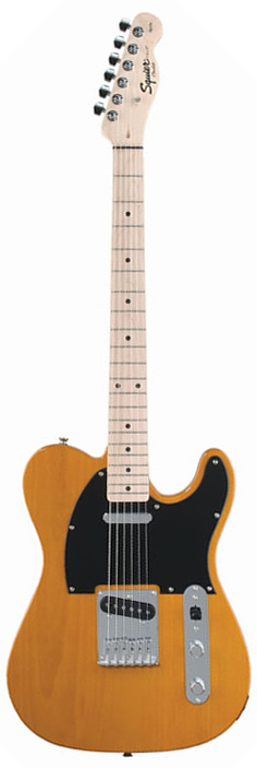 Affinity Telecaster Special - Butterscotch Blonde - Maple