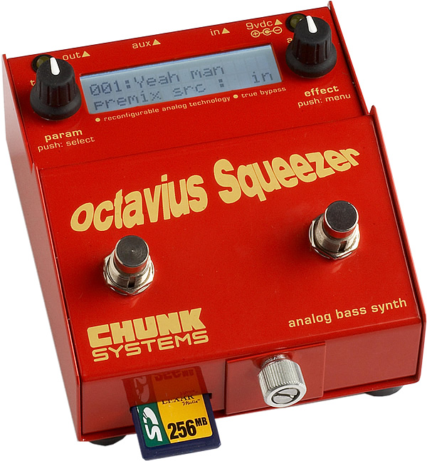 Chunk Systems Bass Octavius Squeezer